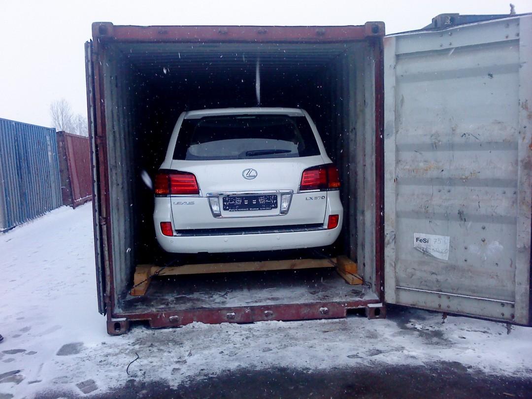 Снижена стоимость транспортировки легкового автомобиля из Владивостока