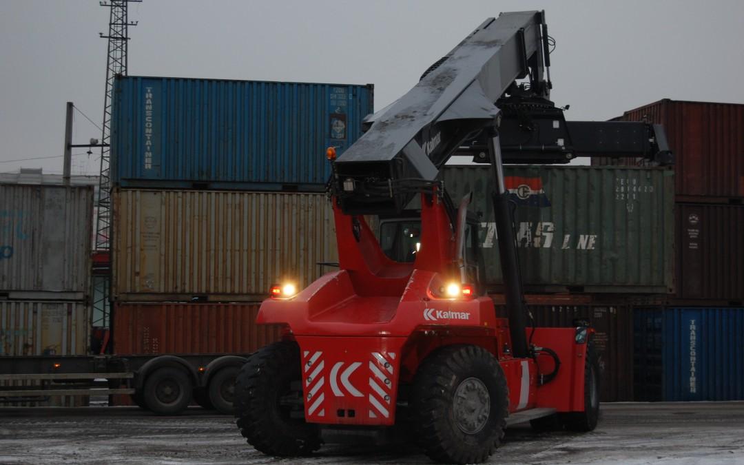 Габариты контейнеров и вагонов